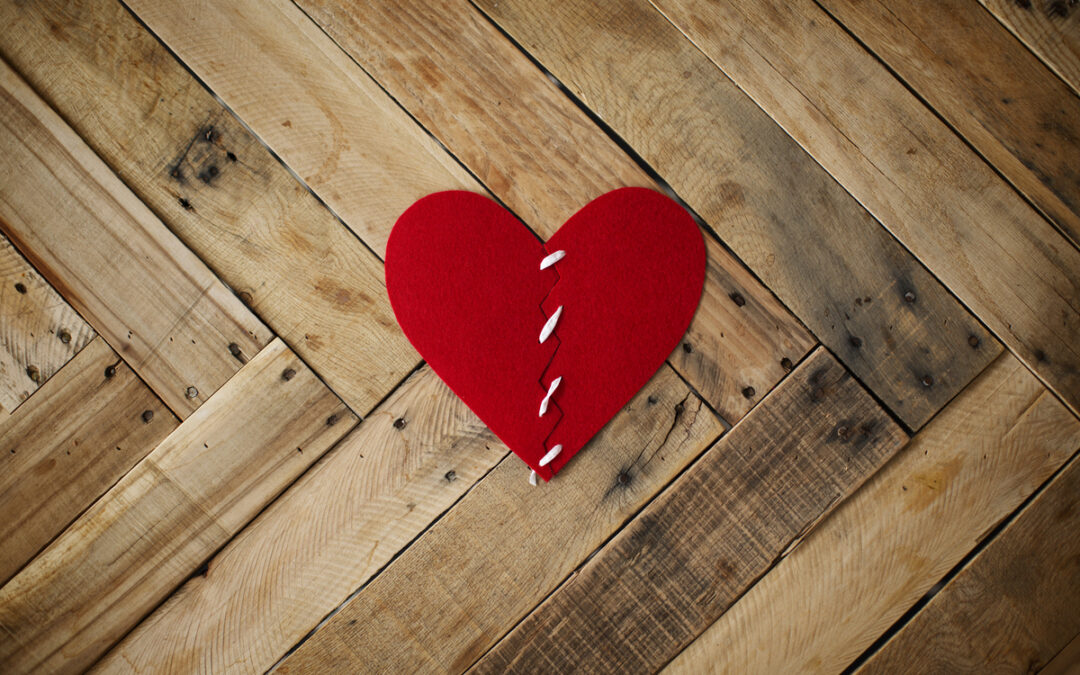 How to Heal a Broken (Clergy) Heart