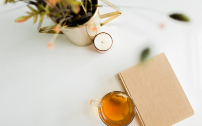 Spiced Cider Tea: A Recipe and Prayer for Fall