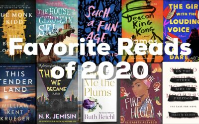 Favorite Reads of 2020