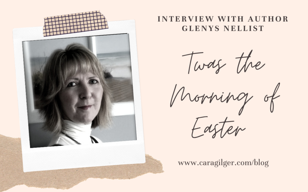 Interview with Children's Author Glenys Nellist