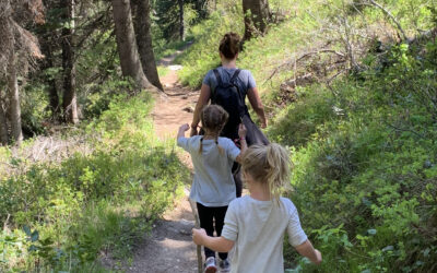 Holy Week and the Rules of the Trail