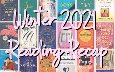 Winter 2021 Reading Recap