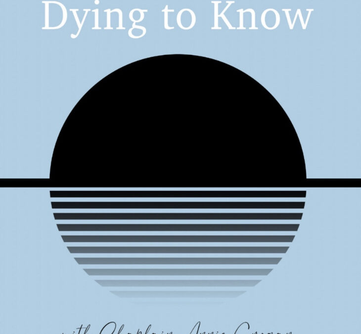 As Featured On: Dying to Know
